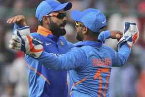 INDvsAUS: कोहली ने कहा - इस हार से निराश नहीं हैं टीम