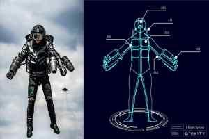 दुनिया का पहला उड़ने वाला जेट सूट तैयार, 89km प्रति घंटे की है रफ्तार