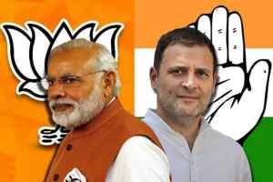 चुनावी अखाड़े में वाराणसी से उतरे मोदी, गांधीनगर नगर से शाह देंगे कांग्रेस को टक्कर