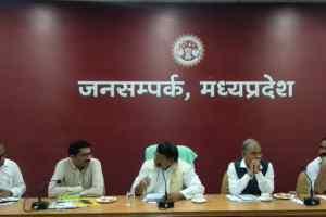 पीसी शर्मा : मीडिया में आये बदलाव के अनुरूप जनसम्पर्क अधिकारी खुद को तैयार करें
