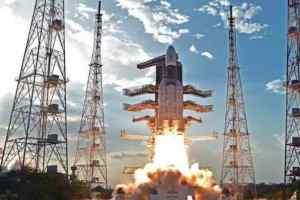 ISRO ने लांच किया देश का 100वां सेटेलाइट