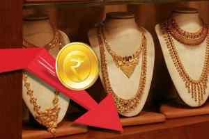 Gold silver Rate Today: धड़ाम से गिर गया सोने का भाव, चांदी में भी जबरदस्त गिरावट
