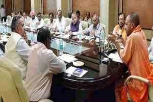 UP Cabinet Meeting : कैबिनेट बैठक हुई खत्म,30 प्रस्ताव हुए पास