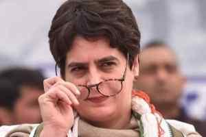 कांग्रेस महासचिव प्रियंका गांधी ने योगी को लिखा पत्र, कहा- टास्कफोर्स का गठन करे सरकार