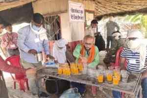 Coronavirus lockdown: किसानों से समर्थन मूल्य पर गेहूँ की खरीदी